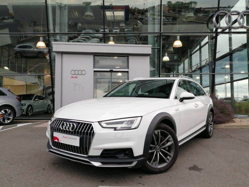 AUDI A4 ALLROAD QUATTRO à Nevers